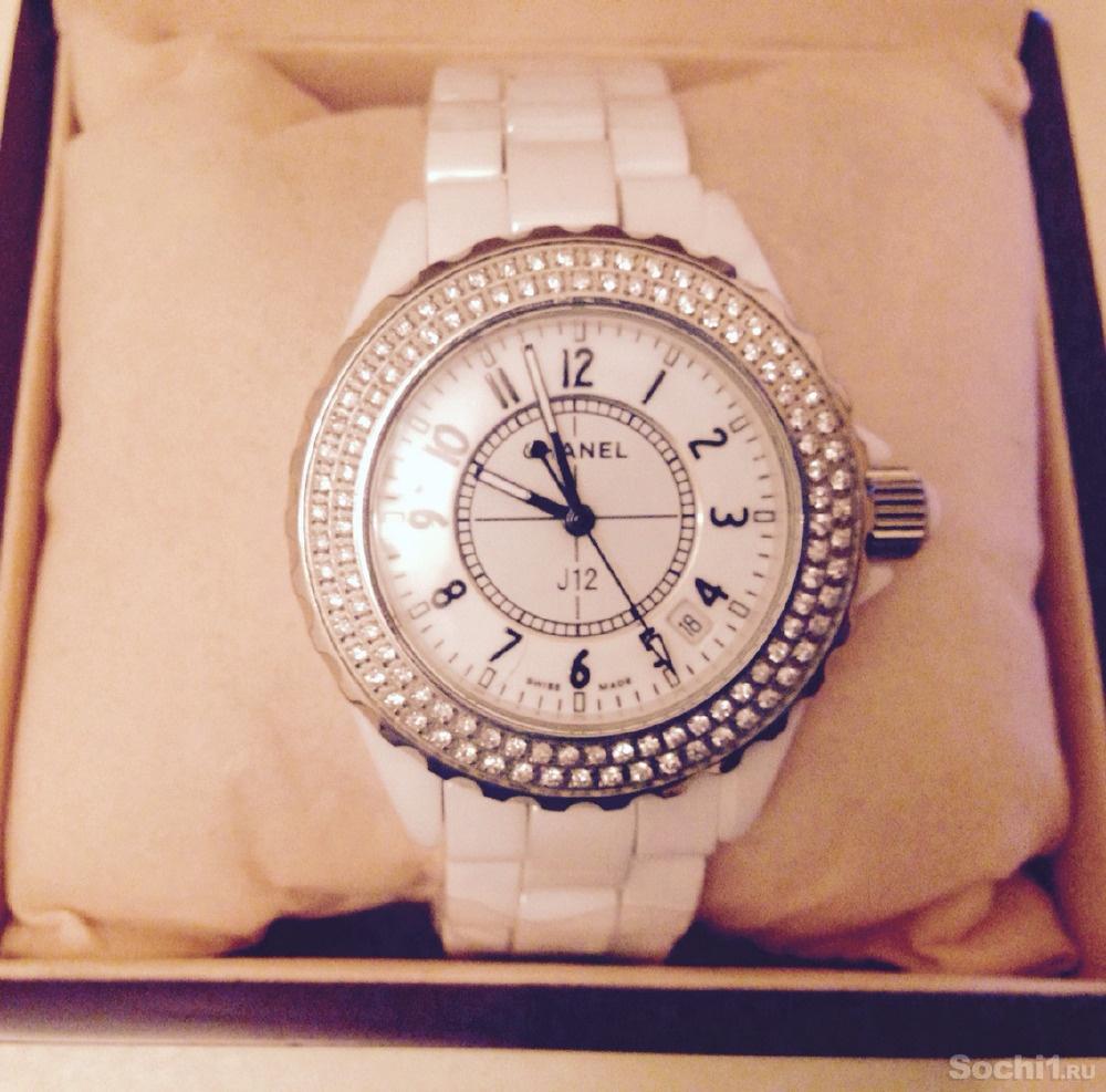 Женские часы chanel китай