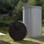 Резервуар разборный, вертикальный РРВ-2,15, Сочи