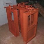 Затвор глубинный плоский скользящий ГС 80-150, Сочи