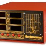Автомобильный 4-х компонентный газоанализатор «Инфракар М-3.01», Сочи