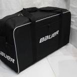 Хоккейная сумка на колёсах. Доставка из омска, Сочи