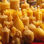 Декоративные восковые свечи статуэтки и др, Сочи