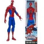 Человек Паук Игрушка Супергероя Титаны Марвел От Hasbro, Сочи