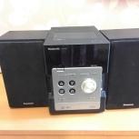 Музыкальный Центр Panasonic SC-PM45 б.у., Сочи