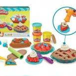 Ягодные тарталетки набор для лепки Play-Doh от Hasbro, Сочи