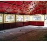 Изготовление летних кафе и тентовых шатров, Сочи