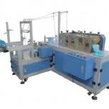 Автомат для изготовления бахил из нетканого полотна, Сочи