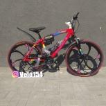 Велосипед горный, Сочи