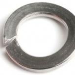 Шайба — гровер Ф12 DIN 128 пружинная выпуклая, Сочи
