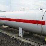 Емкости, резервуары, газгольдеры для сжиженных газов СУГ, Сочи