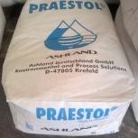Праестол (Praestol) 853 ВС меш.25 кг. катионный флокулянт, Сочи