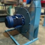 Радиальный вентилятор PZO-11-MU, Сочи