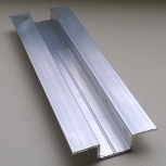 Декоративный алюминиевый профиль для монтажа негорючих панелей, Сочи