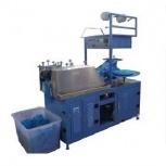 Автомат для изготовления бахил из полиэтилена, Сочи