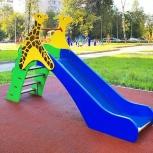 Оборудование для детских и спортивных уличных площадок, Сочи