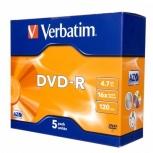 Диски однократной записи DVD+R Disc Verbatim   4.7Gb  16x, Сочи