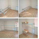 Предлагаем кровати металлические для рабочих, общежитий, Сочи