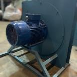 Радиальный вентилятор PZO-18.5-MU, Сочи