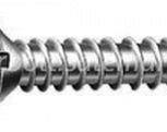 Саморез 3,5х25 по металлу DIN 7972 с потайной, Сочи