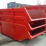 Контейнер для сбора твердых бытовых отходов (ТБО), Сочи