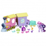 Поезд Дружбы. My Little Pony От Hasbro, Сочи