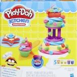 Делаем Торт. Набор Для Лепки Play-Doh, Сочи
