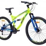 Велосипед горный Aist  Avatar Disc (Минский велозавод), Сочи